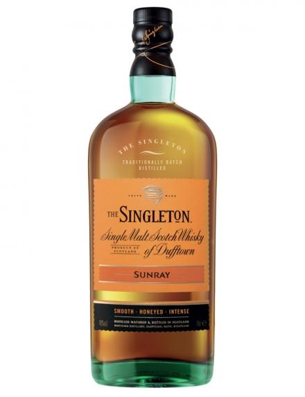 Singleton Sunra Ecosse / Speyside Single Mallt  40ø