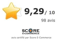 Score e-commerce