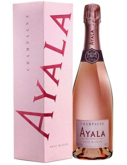 Ayala Rosé Majeur