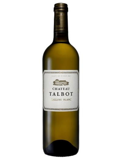 Caillou Blanc de Château Talbot 2017