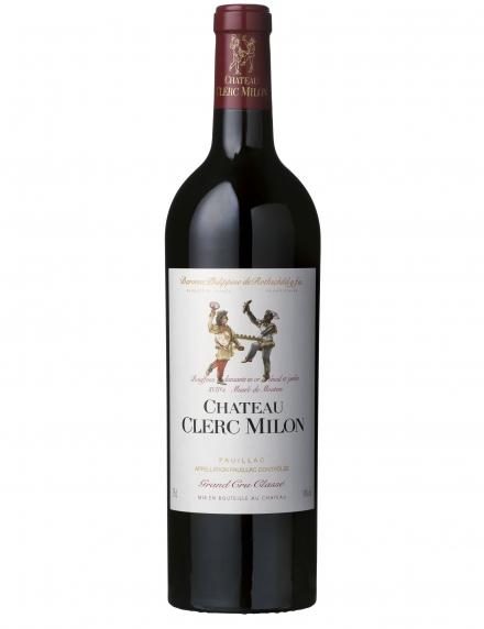 Château Clerc Milon 2017