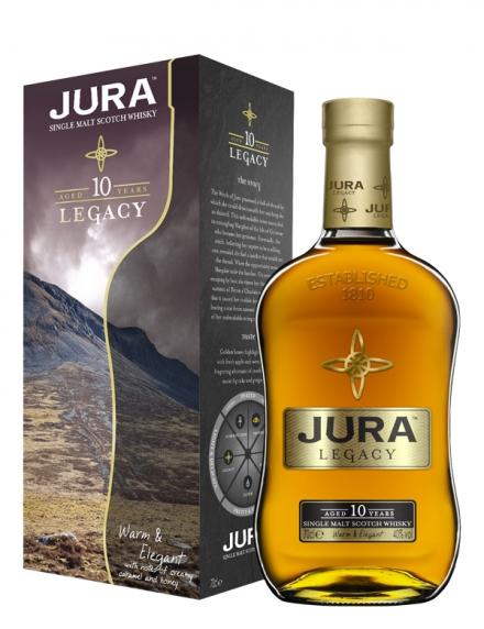 Jura 10 ans Ecosse / Jura Single Malt 40°