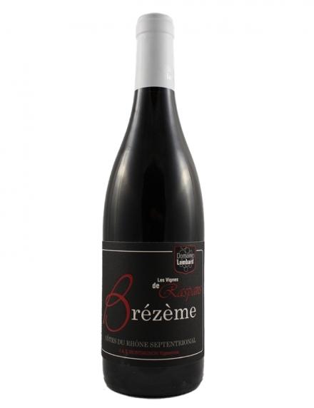 Les Vignes de Raspans Domaine Lombard 2015