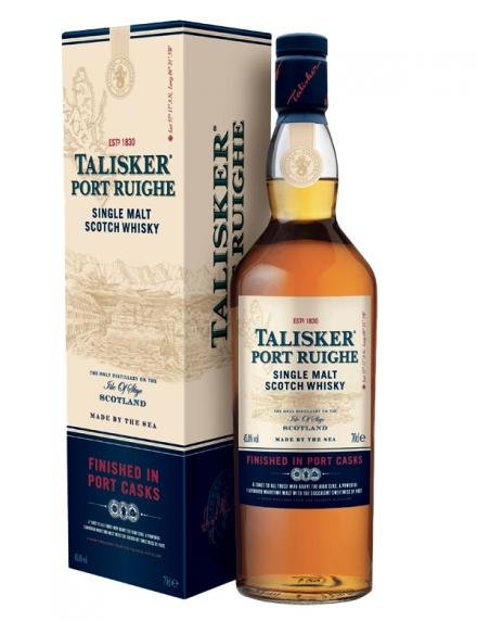 Talisker Port Ruighe Ecosse / Skye Single Malt 45,8°
