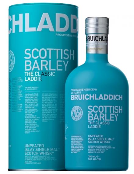 Bruichladdich The Classic Laddie Ecosse / Islay Single Malt 50°