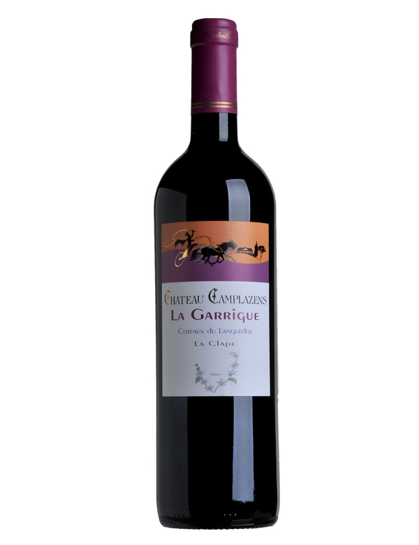 Château Camplazens La Garrigue 2018