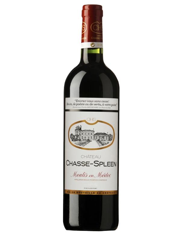Château Chasse Spleen 2019