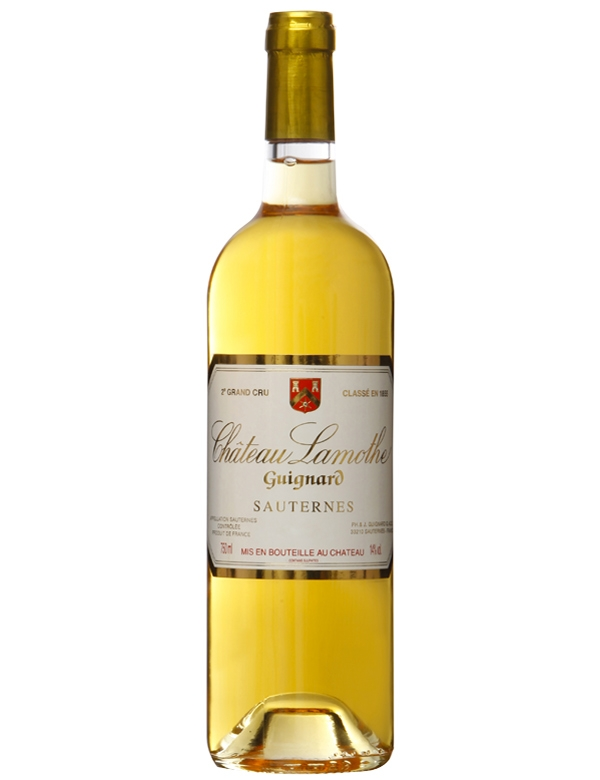 Château Lamothe Guignard 2019