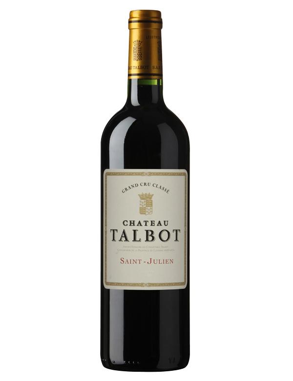 Château Talbot 2018