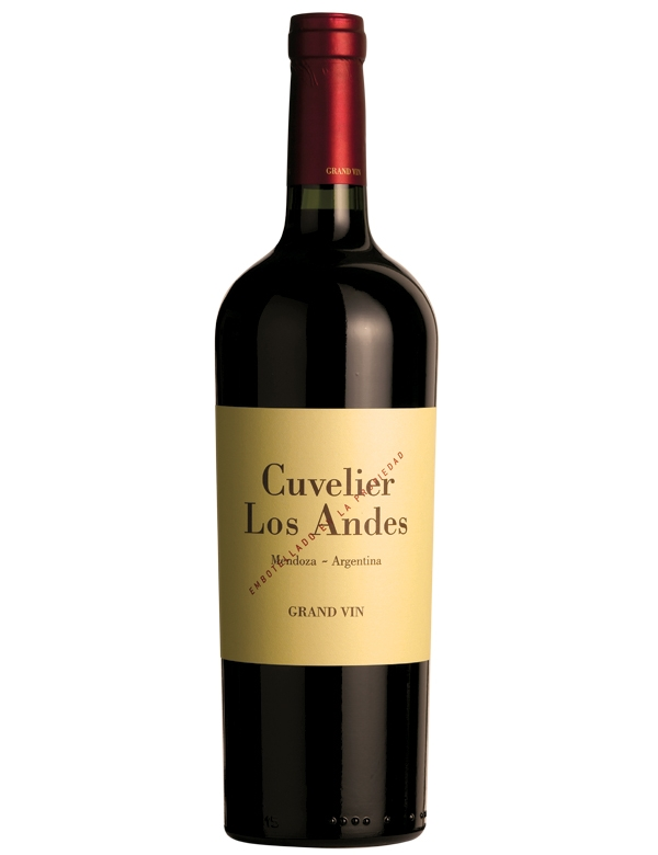 Cuvelier Los Andes Grand Vin 2017