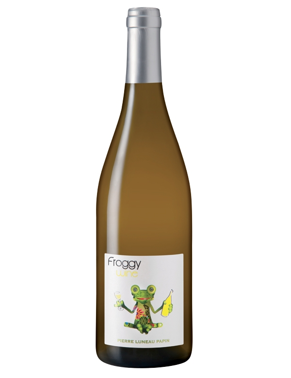 Domaine Pierre Luneau-Papin Froggy Wine 2018
