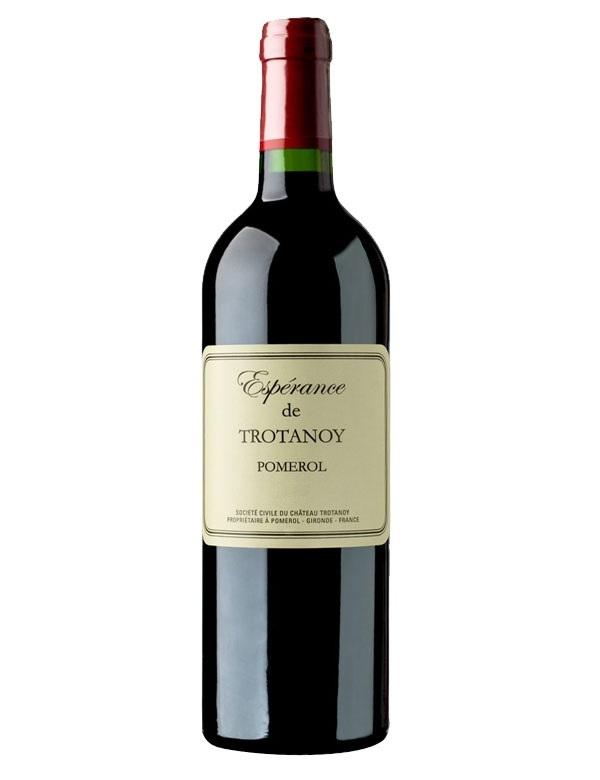 Espérance de Trotanoy 2ème vin du château Trotanoy