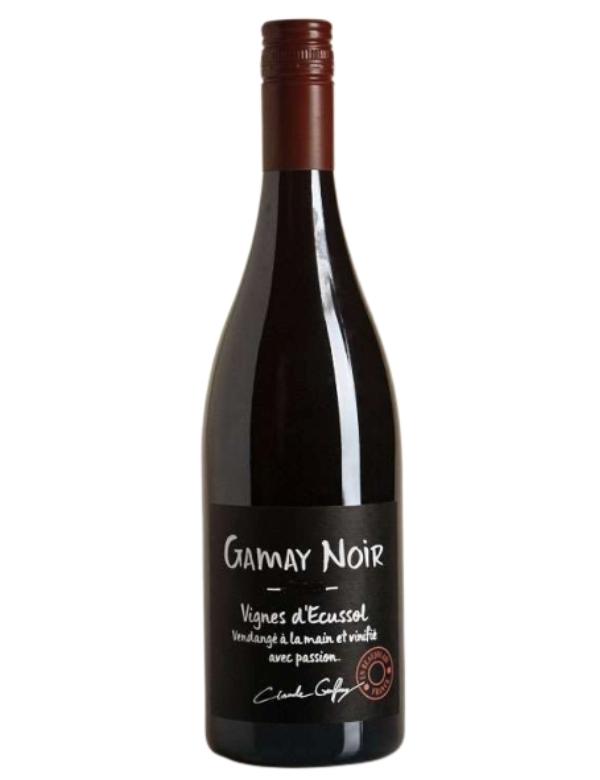 Gamay Noir Vignes d'Ecussol 2019