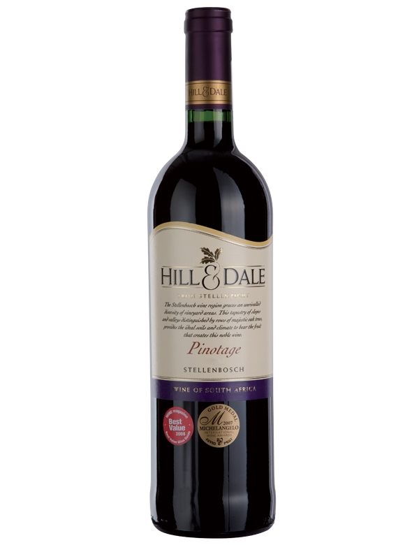Hill Dale Pinotage 2018
