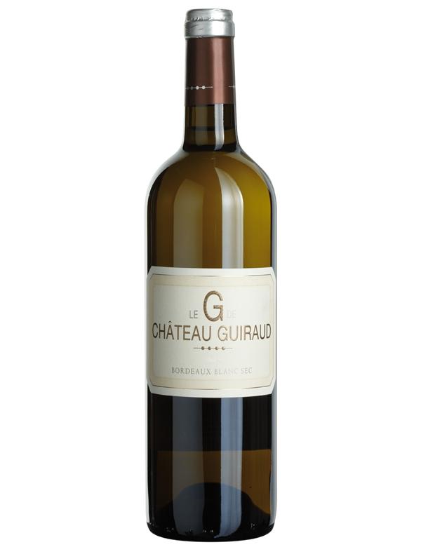Le G de Château Guiraud 2019
