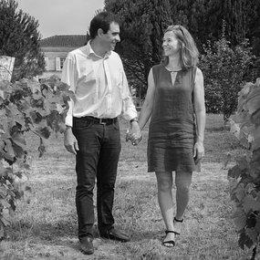 Alain et Céline Vidal