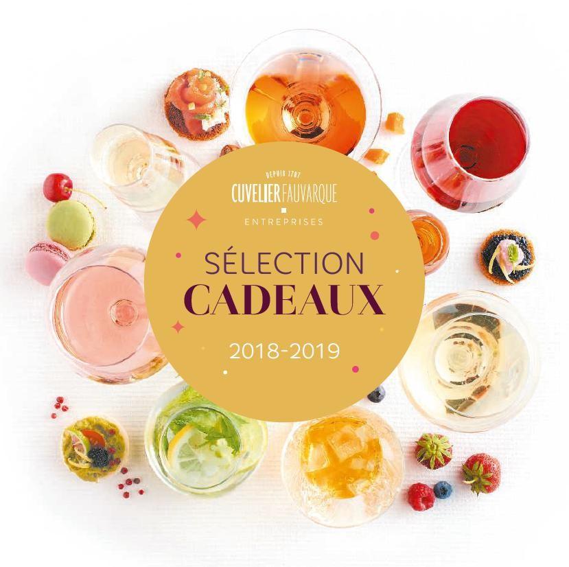 Catalogue Entreprise C&F 2018-2019
