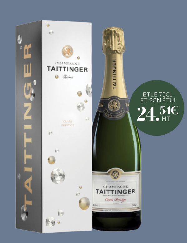 Coffret Taittinger