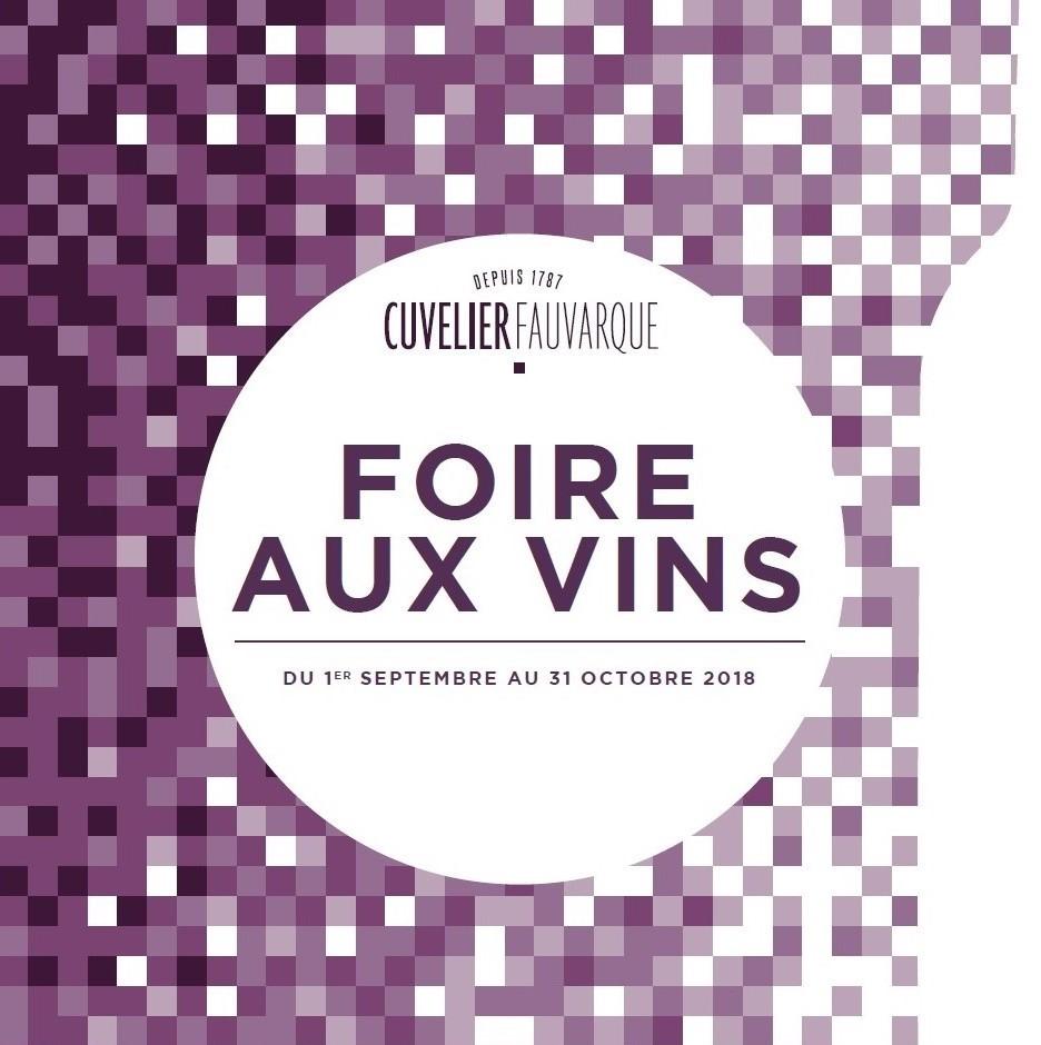 Catalogue Foire aux vins 2018