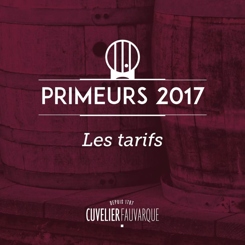 Catalogue Primeurs 2017