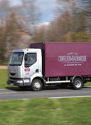 Transport Service Livraison Cuvelier & Fauvarque