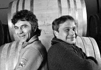 Pascal et Jean-Marc Verhaeghe